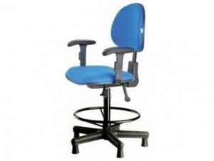 Cadeira Executiva Caixa Back II Com Braço