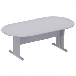 Mesa de Reunião oval M15
