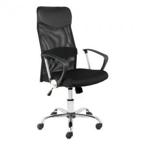 Cadeira Presidente tela Oregon Giratória